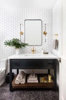 Brilliant Bathroom Tile Design Ideas That Very Inspiring 14