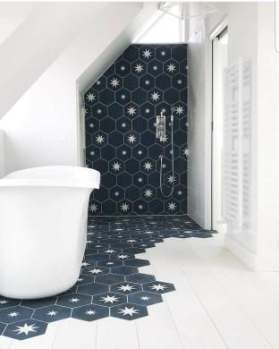 Brilliant Bathroom Tile Design Ideas That Very Inspiring 33