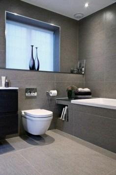 Brilliant Bathroom Tile Design Ideas That Very Inspiring 42