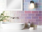 Brilliant Bathroom Tile Design Ideas That Very Inspiring 43
