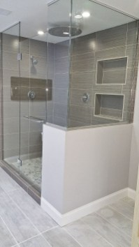 Brilliant Bathroom Tile Design Ideas That Very Inspiring 44