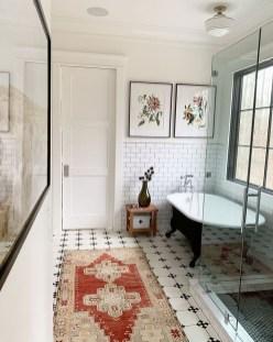 Brilliant Bathroom Tile Design Ideas That Very Inspiring 52