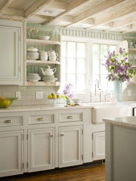 Casual Diy Farmhouse Kitchen Decor Ideas To Apply Asap 08
