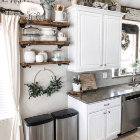 Casual Diy Farmhouse Kitchen Decor Ideas To Apply Asap 12