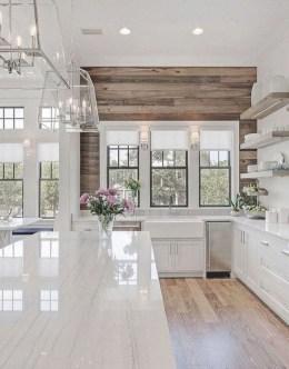 Casual Diy Farmhouse Kitchen Decor Ideas To Apply Asap 25
