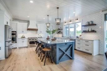 Casual Diy Farmhouse Kitchen Decor Ideas To Apply Asap 38