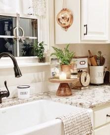 Casual Diy Farmhouse Kitchen Decor Ideas To Apply Asap 43