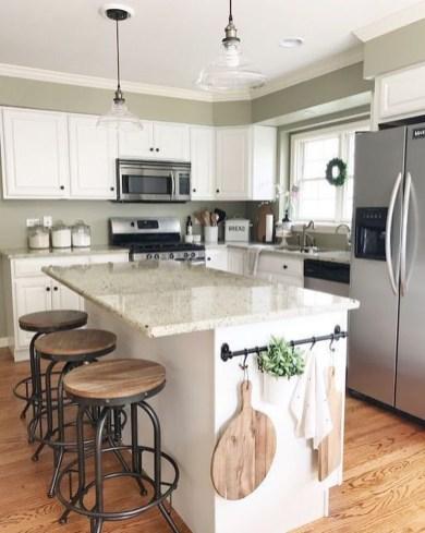 Casual Diy Farmhouse Kitchen Decor Ideas To Apply Asap 52