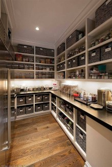 Catchy Kitchen Pantry Design Ideas10