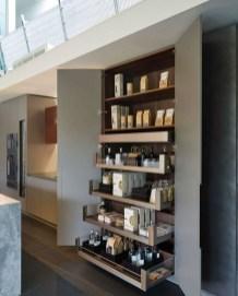 Catchy Kitchen Pantry Design Ideas28