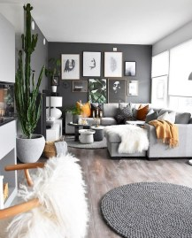 Charming Diy Apartment Decoration Ideas29