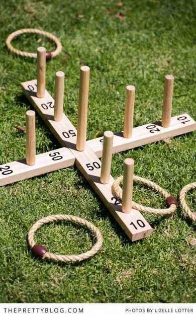 Comfy Diy Backyard Games And Activities Ideas01