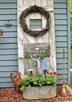 Comfy Garden Decorations Ideas To Apply34