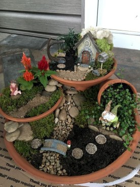 Comfy Garden Decorations Ideas To Apply45