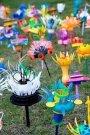Cozy Diy Art Flowers Ideas For Garden On A Budget39