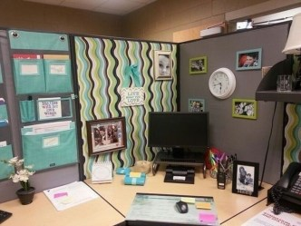 Creative Diy Cubicle Decor Ideas For Working Space 06