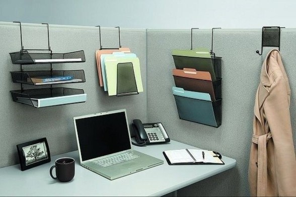 Creative Diy Cubicle Decor Ideas For Working Space 11