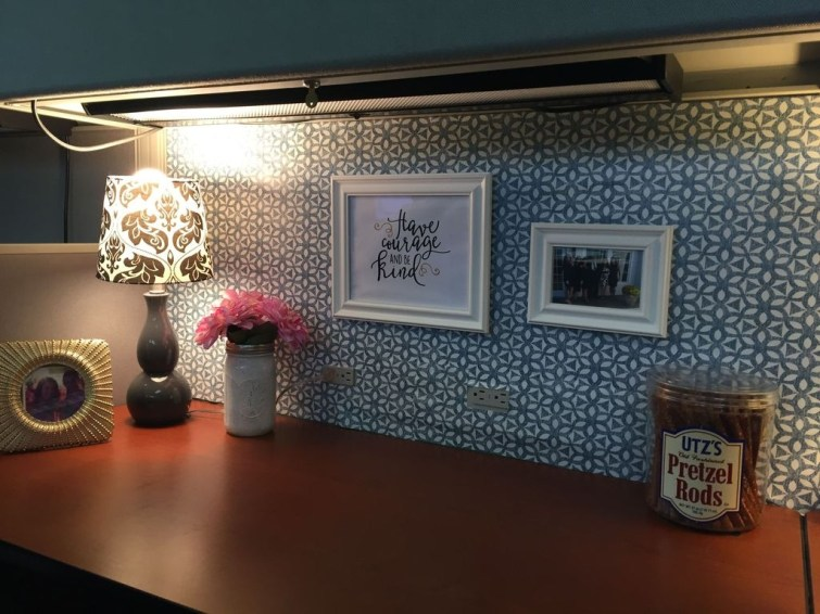 Creative Diy Cubicle Decor Ideas For Working Space 14