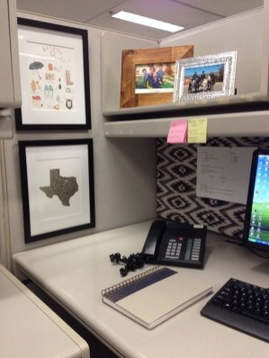 Creative Diy Cubicle Decor Ideas For Working Space 26