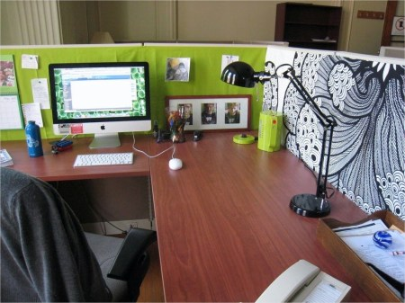 Creative Diy Cubicle Decor Ideas For Working Space 41