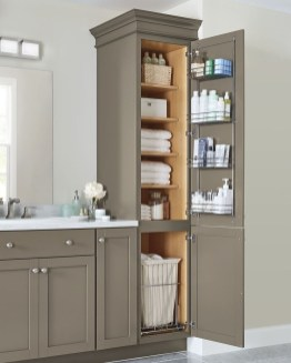 Enchanting Bathroom Storage Ideas For Your Organization30