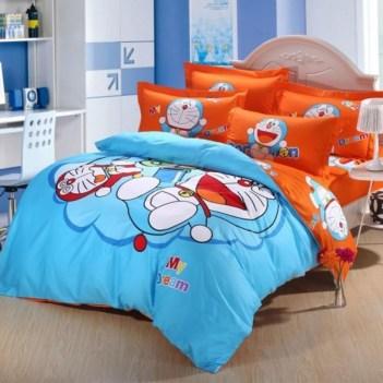 Impressive Kids Bedroom Ideas With Doraemon Themes04