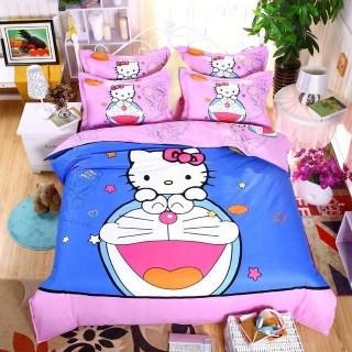 Impressive Kids Bedroom Ideas With Doraemon Themes09