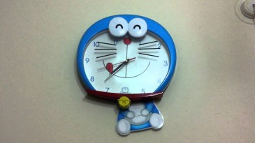 Impressive Kids Bedroom Ideas With Doraemon Themes23