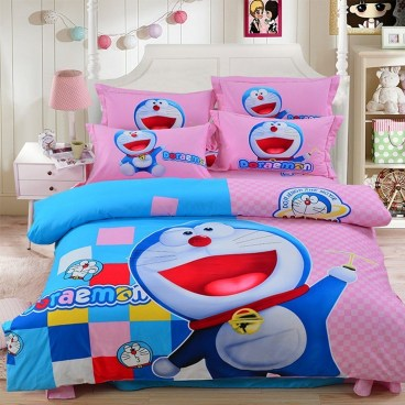 Impressive Kids Bedroom Ideas With Doraemon Themes32