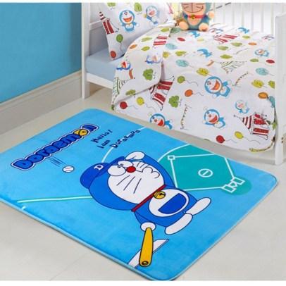 Impressive Kids Bedroom Ideas With Doraemon Themes35