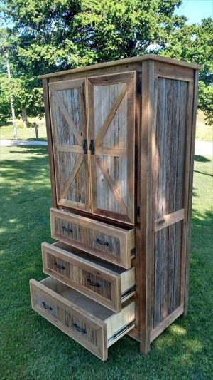 Inexpensive Diy Wooden Pallet Ideas For Inspiration 25