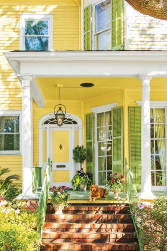 Inspiring Exterior Decoration Ideas That Can You Copy Right Now22