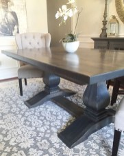 Interesting Dinning Table Design Ideas For Small Room20