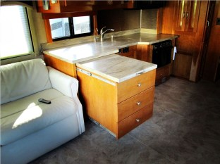 Lovely Rv Cabinet Makeover Ideas07
