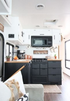 Lovely Rv Cabinet Makeover Ideas15