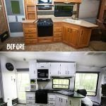 Lovely Rv Cabinet Makeover Ideas16