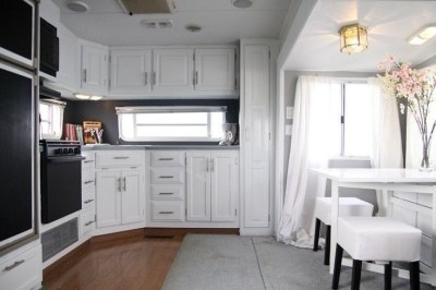 Lovely Rv Cabinet Makeover Ideas22