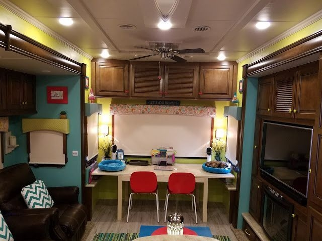Lovely Rv Cabinet Makeover Ideas41