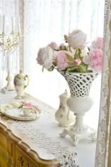 Lovely Window Design Ideas With Vase Flower Ornament32