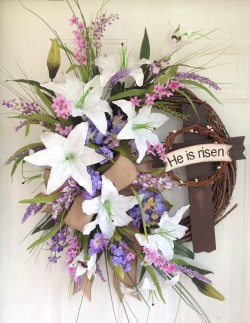 Pretty Hang Wreath Ideas In Door For Summer Time 39
