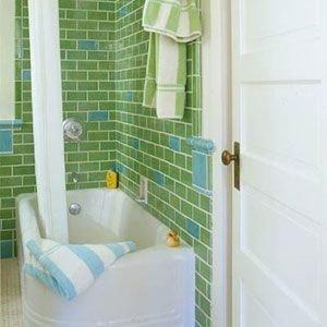 Relaxing Bathroom Design Ideas With Go Green Concept16