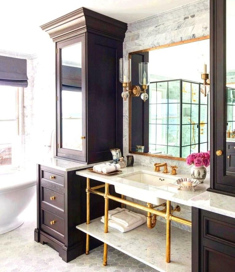 Relaxing Bathroom Design Ideas With Go Green Concept26