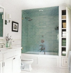 Relaxing Bathroom Design Ideas With Go Green Concept31