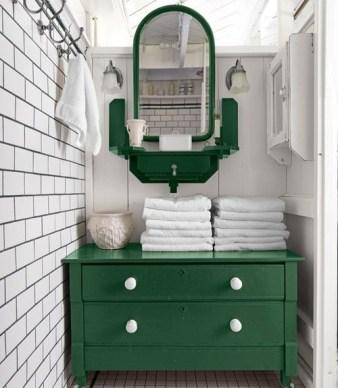 Relaxing Bathroom Design Ideas With Go Green Concept33