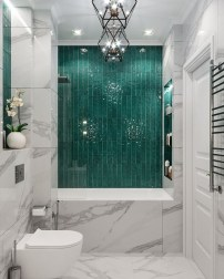 Relaxing Bathroom Design Ideas With Go Green Concept38