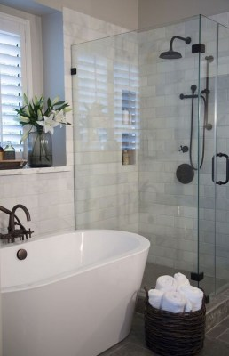 Smart Remodel Bathroom Ideas With Low Budget For Home 25