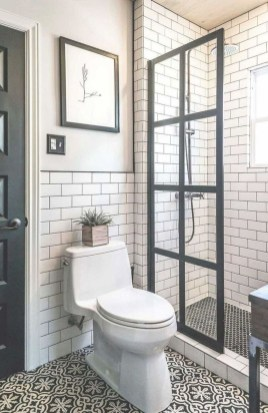 Smart Remodel Bathroom Ideas With Low Budget For Home 34