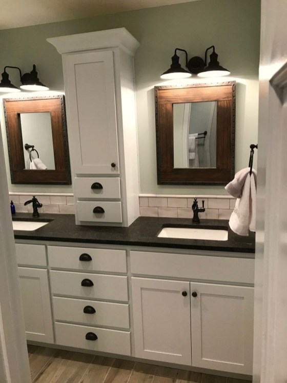 Smart Remodel Bathroom Ideas With Low Budget For Home 54
