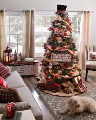 Splendid Christmas Rv Decorations Ideas For Valuable Moment09