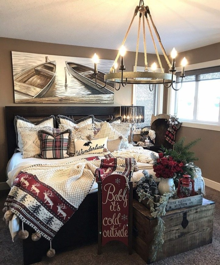 Splendid Christmas Rv Decorations Ideas For Valuable Moment33